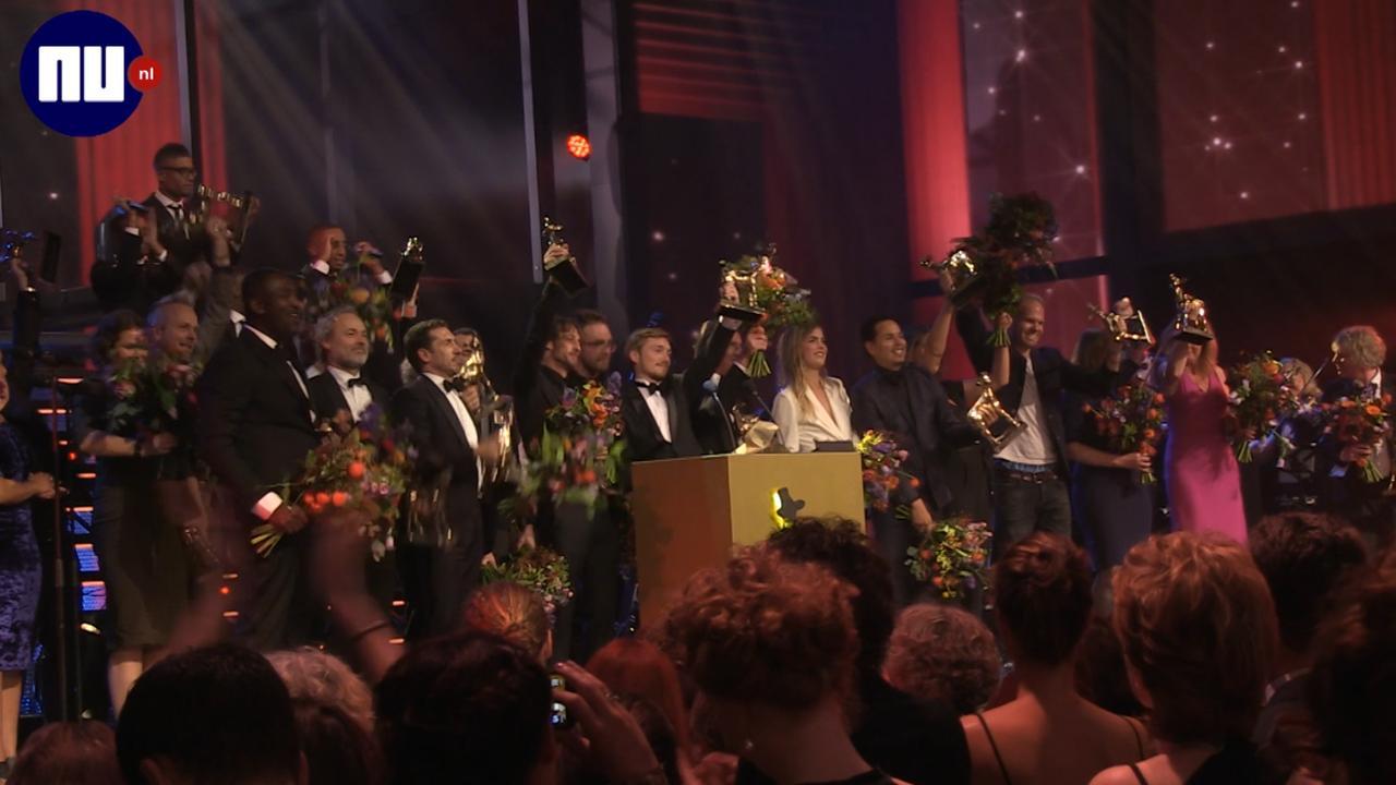 Eerste reacties winnaars Gouden Kalveren