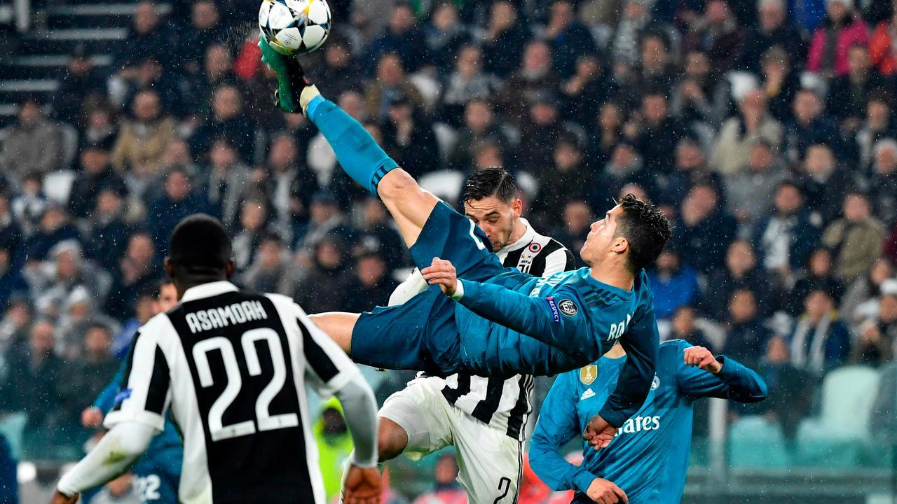 Kleurplaten Voetbal Juventus.Ronaldo Passeert Buffon Met Schitterende Omhaal Nu Het Laatste