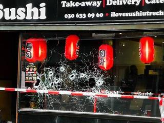 Restaurant werd tweemaal in korte tijd beschoten