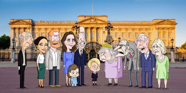 HBO stelt satirische animatie The Prince uit vanwege overlijden prins Philip
