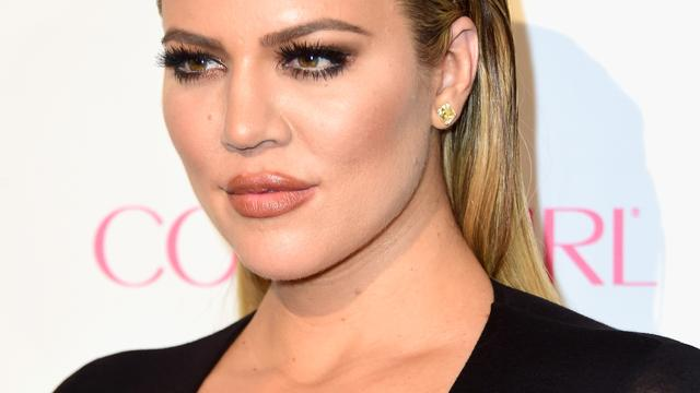 Khloé Kardashian gezien met topsporter Odell Beckham jr.