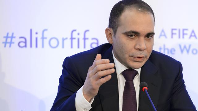 Prins Ali wil dat FIFA-verkiezingen worden opgeschort