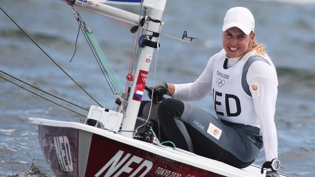 Marit Bouwmeester staat nu op drie olympische medailles in haar carrière.
