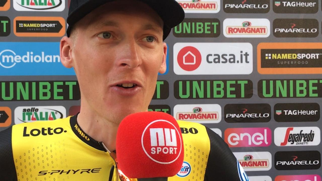 Nederlandse renners verheugen zich op 'hectische' Giro-start in Israël