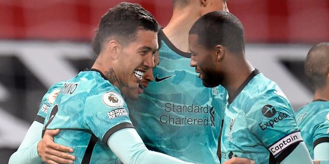 Liverpool houdt CL-ambitie levend op Old Trafford, Dortmund pakt DFB-Pokal