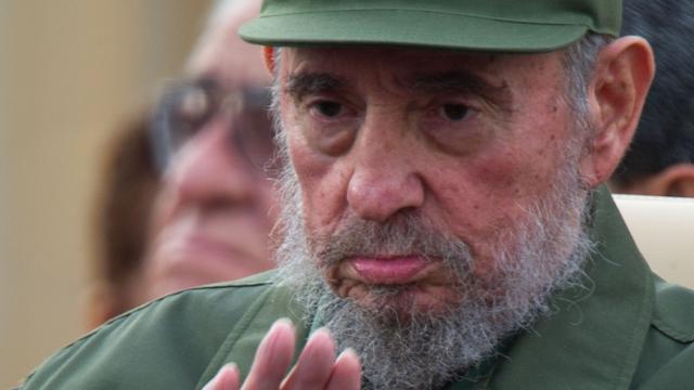 Voormalige Cubaanse president Fidel Castro (90) overleden