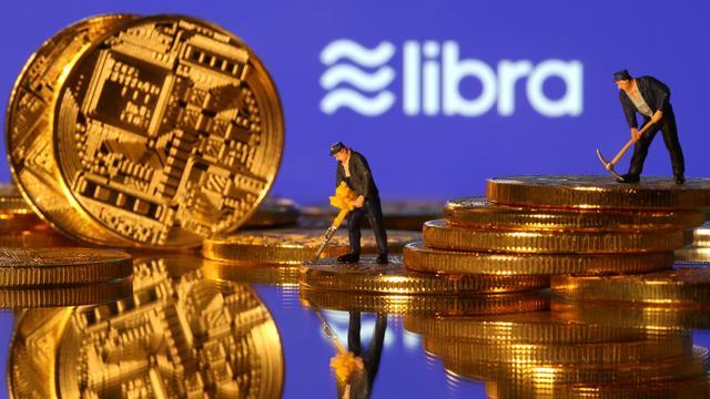 EU wil cryptomunt libra niet toelaten voordat risico's zijn aangepakt