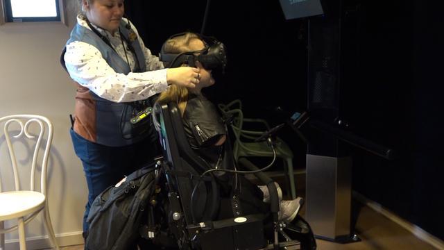 Zo ziet de VR-attractie van de Efteling eruit
