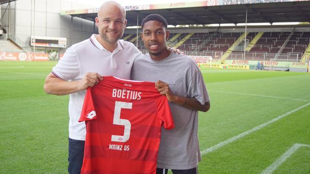 Feyenoord raakt overbodige Boëtius kwijt aan Mainz