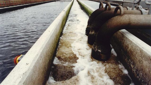 Waterschap Vallei en Veluwe zuivert medicijnresten in riool met nieuwe techniek