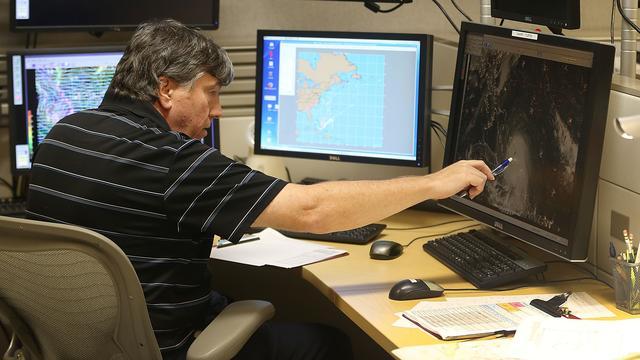 Tropische storm 'Bonnie' stevent af op zuidoostkust VS