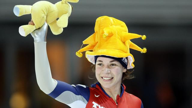 Profiel: Van Deutekom won met WK-goud meer dan ze durfde te dromen