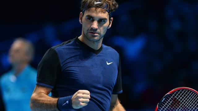 Federer ziet Djokovic nog steeds als favoriet voor eindzege bij Finals