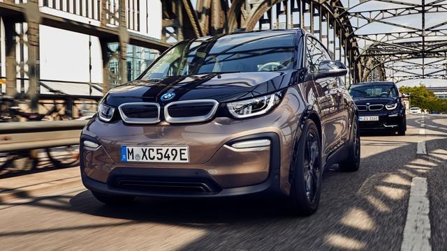Elektrische i3 positieve uitschieter bij lagere verkoopcijfers BMW