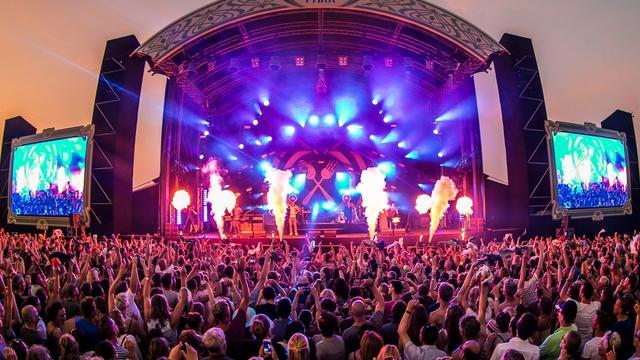 Central Park Festival Tickets Voor 4235 Euro Inclusief