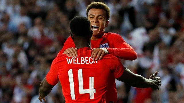 Engeland en Portugal winnen laatste oefenduel voor WK eenvoudig