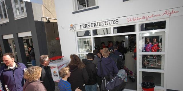 Fers Friethuys op achttiende plek in AD Friettest
