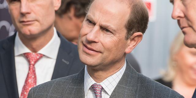 Prins Edward is bedroefd door vertrek van prins Harry en Meghan Markle