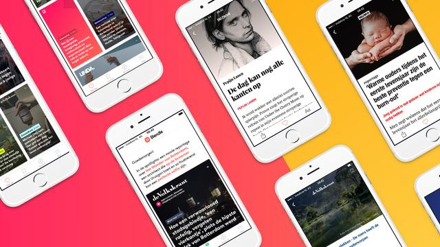 Eigenaar Financial Times investeert in digitale kiosk Blendle