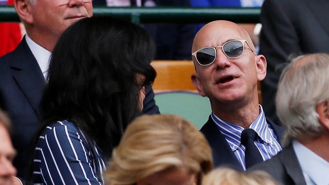 Elon Musk en Jeff Bezos dit jaar al meer dan miljard dollar rijker
