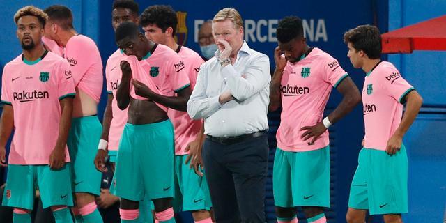 Crisis bij FC Barcelona: dit zijn de grootste problemen voor Koeman