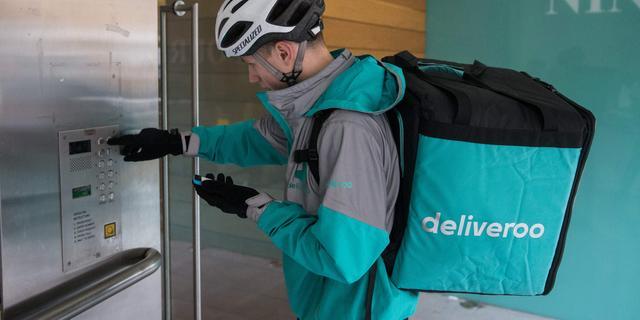 Deliveroo-directeur: Bezorgers blijven zzp'ers