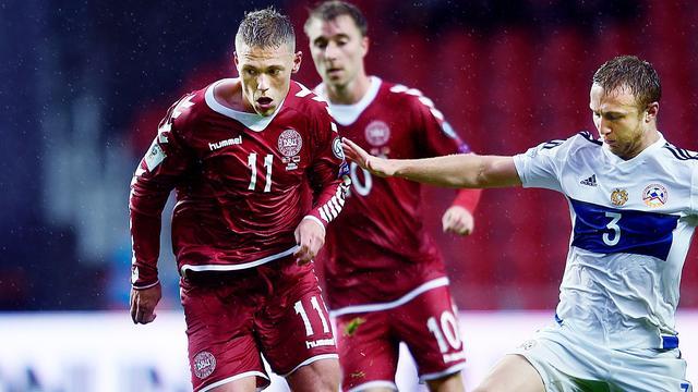 Fischer woest na nederlaag Denemarken tegen Montenegro