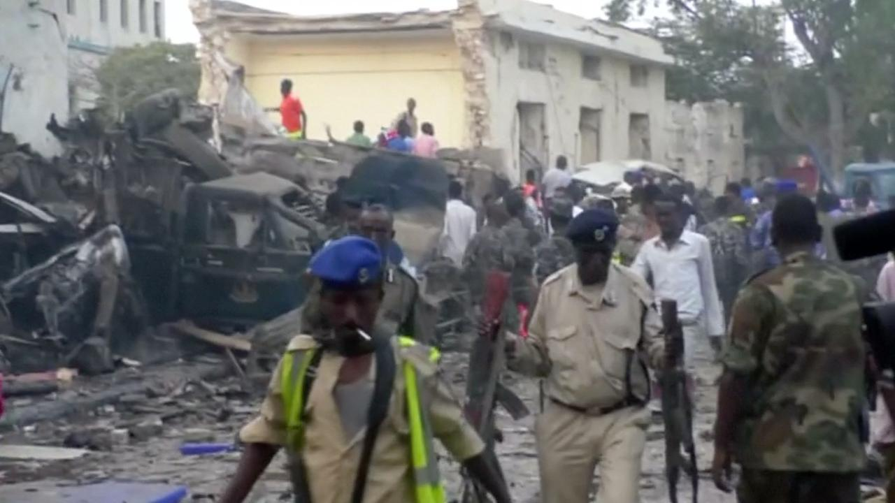Ravage in Somalië na twee nieuwe aanslagen in hoofdstad