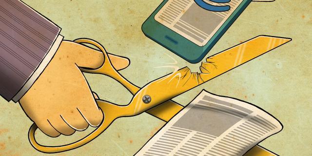 Beeld en Geluid Den Haag gaat cartoons over persvrijheid tentoonstellen