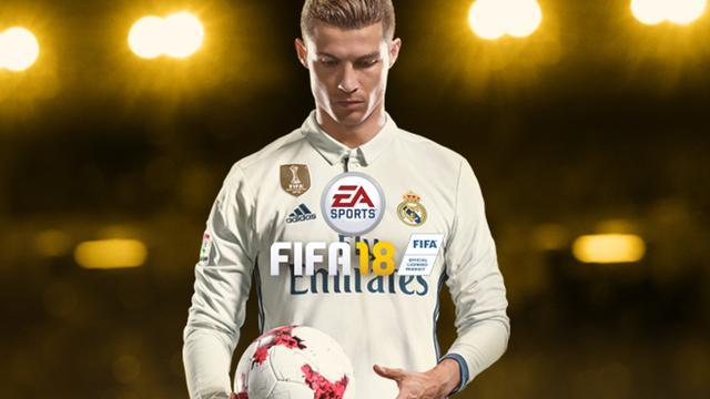 FIFA 18 verschijnt 29 september