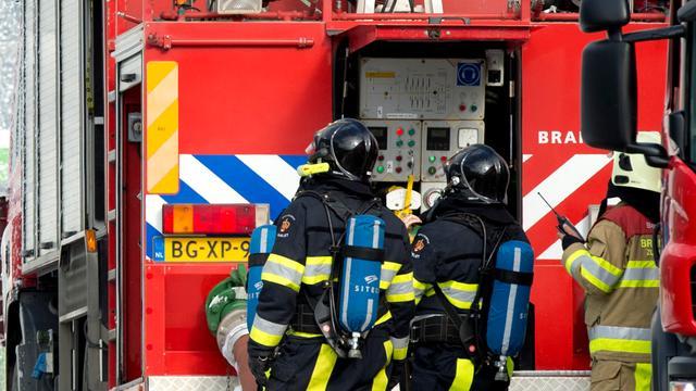 Amsterdamse brandweer start onderzoek binnen korps naar 'grap' met dildo