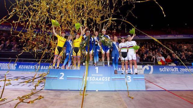 Belgisch duo wint Zesdaagse Rotterdam, Havik en Stroetinga tweede