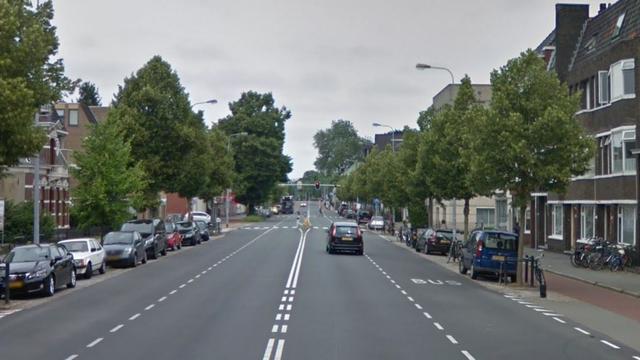 Scooterrijder en voetganger gewond na aanrijding Hereweg