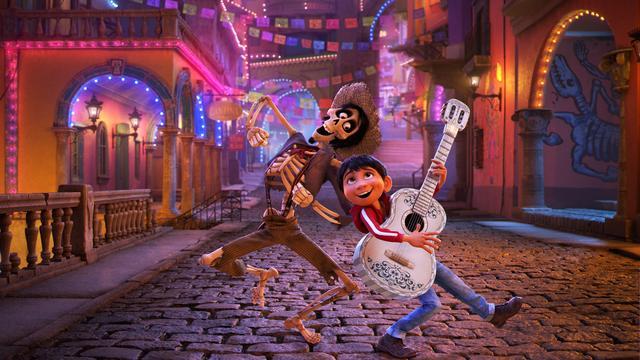 Recensieoverzicht: Pixar-film Coco is nu al kleurrijke klassieker