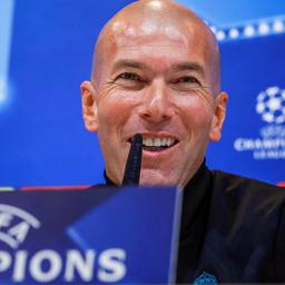 Bekritiseerde Zidane wil Real-fans weer trots maken in CL-kraker tegen PSG