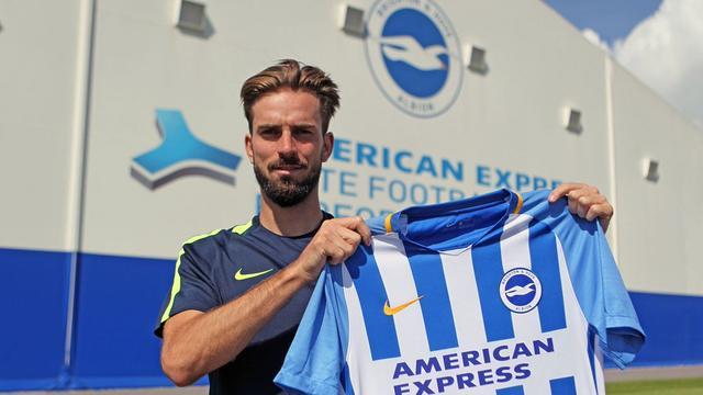 Pröpper voor recordbedrag van PSV naar Brighton & Hove Albion