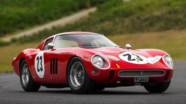 Ferrari uit 1962 duurste veilingauto ooit
