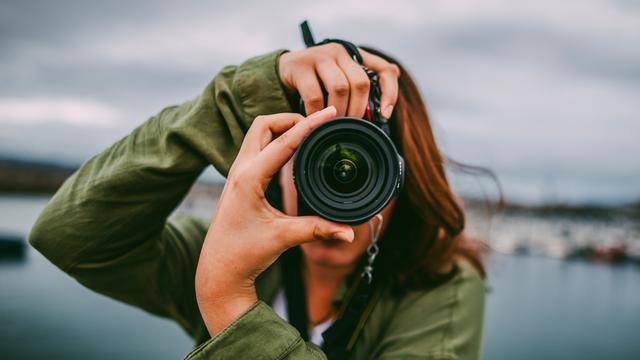 Bestel de online cursus Portretfotografie voor 29,95 euro
