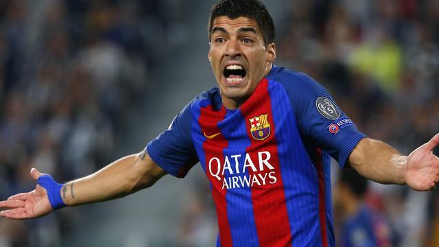 Suarez mist kans voor FC Barcelona