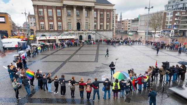 Kabinet wil fusie van Groningen, Ten Boer en Haren
