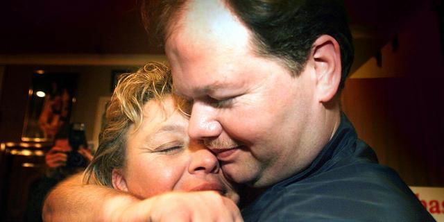 Raymond van Barneveld en echtgenote na bijna 25 jaar uit elkaar