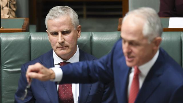 Nieuwe vicepremier Australië na seksschandaal