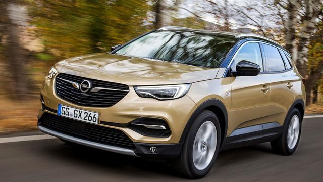 Nieuwe dieselmotor voor Opel Grandland X