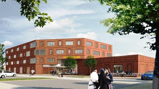 Via Nova College verder als Volt! in nieuw schoolgebouw