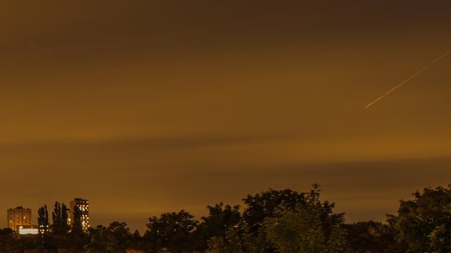 Heldere vuurbol gezien boven verschillende delen in Nederland