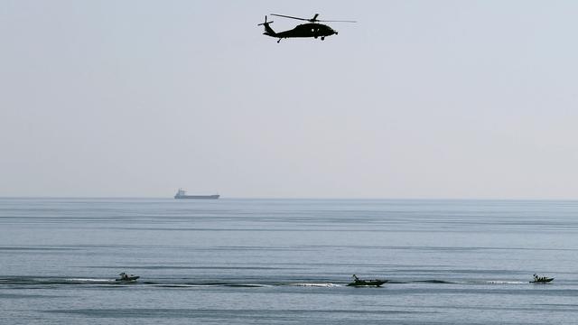 'Nederlands schip naar Perzische Golf om olietankers te beschermen'