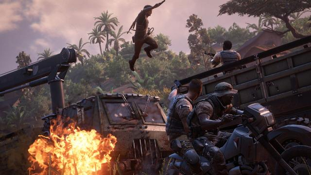 Uncharted 4 vertraagd tot eind april 2016