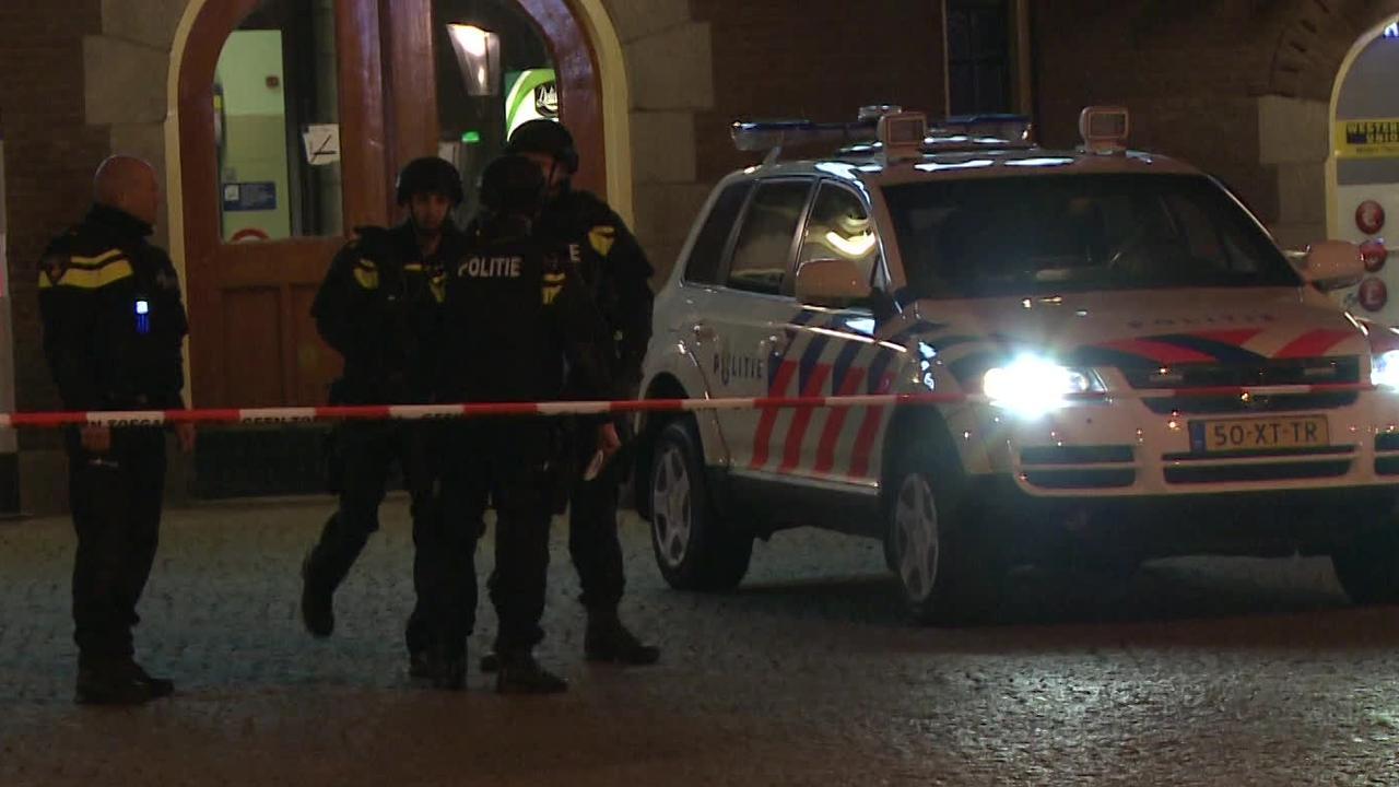 Station Maastricht uren dicht om verdacht pakket