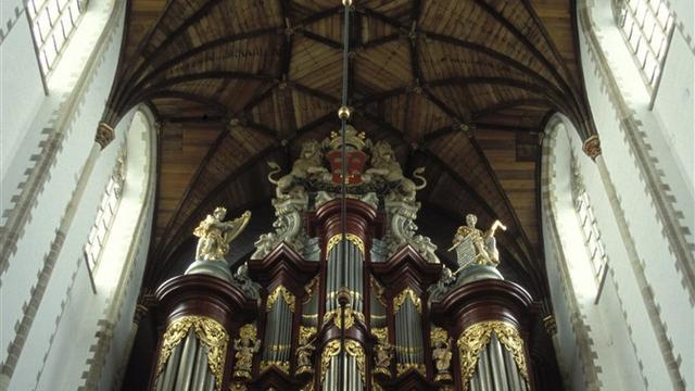 Haarlemse Grote of Sint-Bavokerk bestaat vijfhonderd jaar