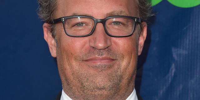 Friends-acteur Matthew Perry in zelfgeschreven toneelstuk